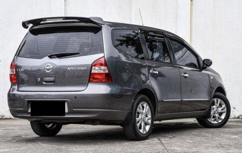 Jual mobil Nissan Grand Livina XV 2012 terbaik di DKI Jakarta
