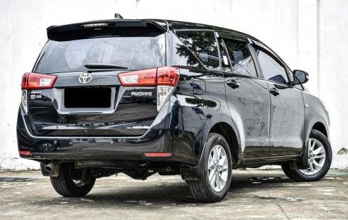 Jual mobil Toyota Kijang Innova 2.0 G 2017 bekas di DKI Jakarta