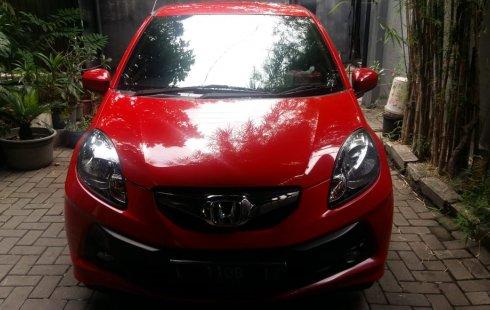 Jawa Timur, Dijual cepat Honda Brio Satya E 2015 bekas
