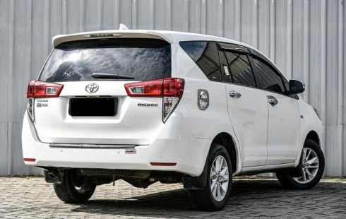 Jual mobil Toyota Kijang Innova 2.0 G 2017 terawat di DKI Jakarta