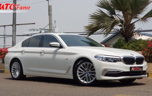 DKI Jakarta, Dijual mobil BMW G30 5-Series 530i Luxury Line NIK 2018 terbaik