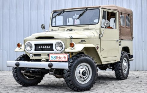 Jual Cepat Toyota Land Cruiser FJ40 1962 di DKI Jakarta
