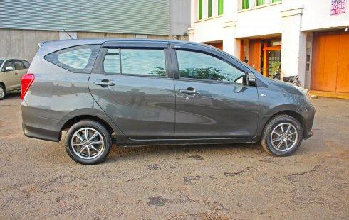 Dijual mobil bekas Toyota Calya G 2017, DKI Jakarta
