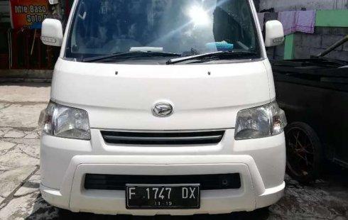 Jual Daihatsu Gran Max 2013 harga murah di Jawa Barat