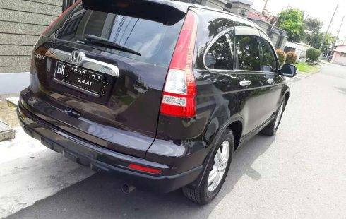 Jual mobil Honda CR-V 2.4 i-VTEC 2010 bekas, Sumatra Utara