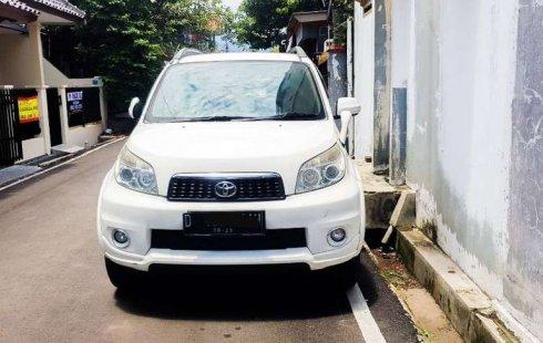 Jual cepat Toyota Rush G 2013 di Jawa Barat