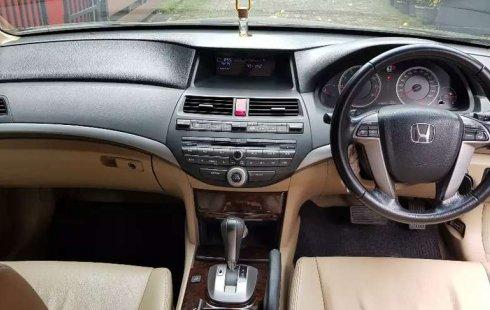 Jawa Barat, Honda Accord VTi-L 2009 kondisi terawat