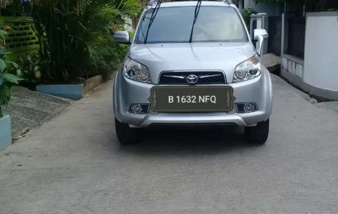 Jual Toyota Rush G 2010 harga murah di Banten