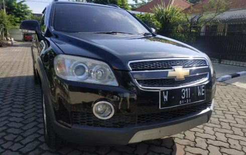 Jual Chevrolet Captiva 2011 harga murah di Jawa Timur