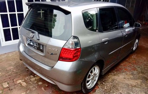 Lampung, Honda Jazz VTEC 2008 kondisi terawat