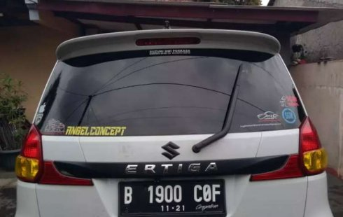 Suzuki Ertiga 2016 DKI Jakarta dijual dengan harga termurah