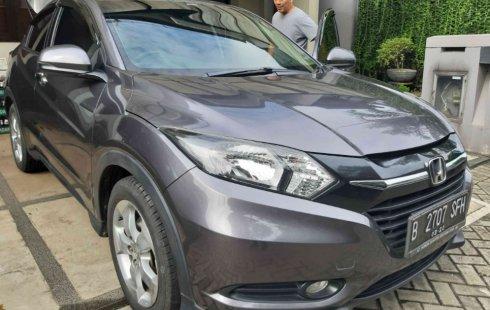 Dijual Cepat Mobil Honda HR-V E CVT 2015 di Bekasi