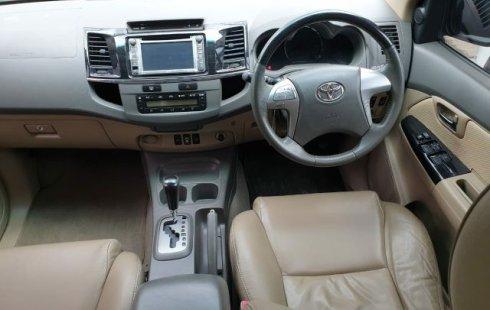 Jual Mobil Bekas Toyota Fortuner G TRD 2013 di Bekasi