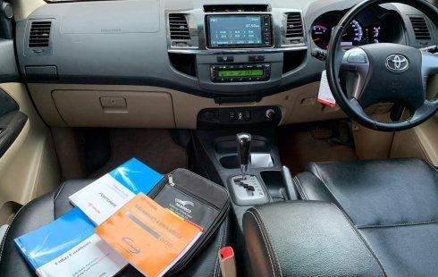 Jual Mobil Bekas Fortuner TRD G 4x4 VNT 2014 di DIY Yogyakarta