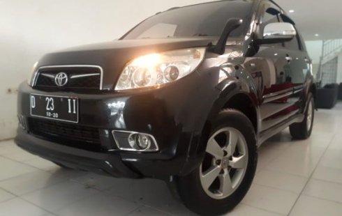 Jual Mobil Bekas Toyota Rush S 2010 di Jawa Barat