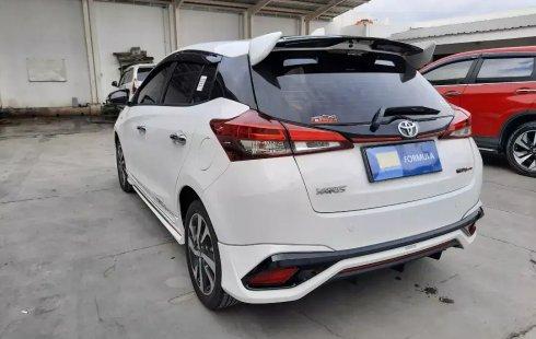 Jual Cepat Mobil Toyota Yaris TRD Sportivo 2019 di Bekasi