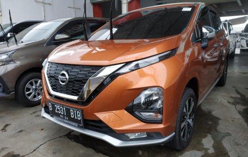 Jual Mobil Bekas Nissan Livina VL 2019 di Bekasi