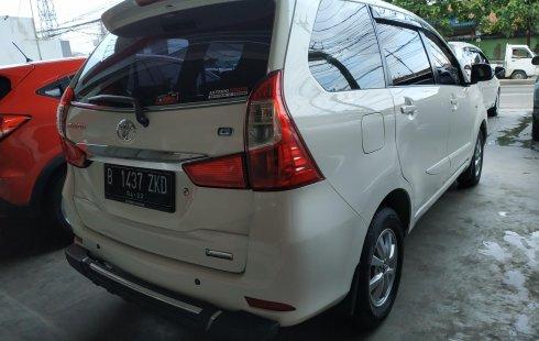Dijual Mobil Toyota Avanza G 2017 di Bekasi