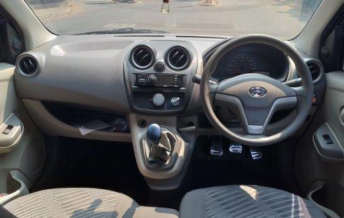 Dijual Mobil Datsun GO+ Panca 2016 di DKI Jakarta