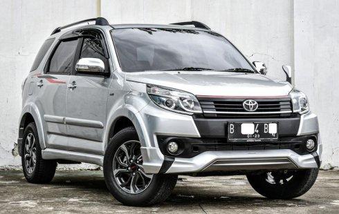 Jual mobil Toyota Rush TRD Sportivo Ultimo 2017 terawat di DKI Jakarta