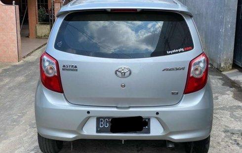 Jual mobil bekas murah Toyota Agya G 2013 di Sumatra Selatan