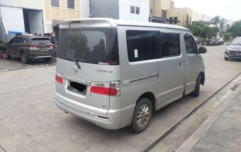 Jual mobil Daihatsu Luxio X 2017 bekas, Banten