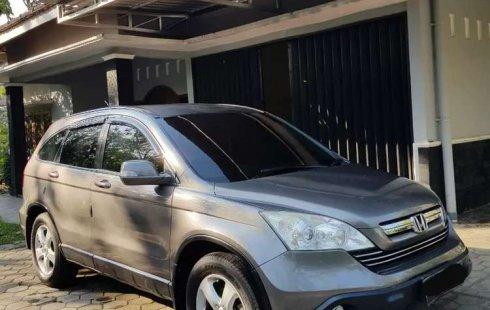 Jual mobil bekas murah Honda CR-V 2.0 i-VTEC 2007 di DIY Yogyakarta
