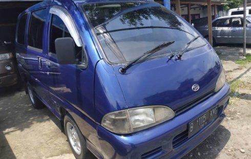 Jual Mobil Bekas Daihatsu Zebra 1.3 Manual 1993 di Jawa Tengah