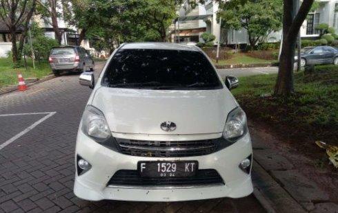 Jual Mobil Bekas Toyota Agya TRD Sportivo 2014 di Bekasi