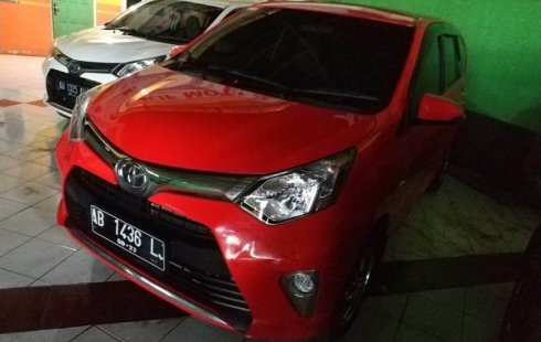 Jual Mobil Bekas Toyota Calya G 2018 di DIY Yogyakarta