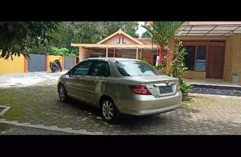 Jual mobil bekas murah Honda City VTEC 2004 di DIY Yogyakarta