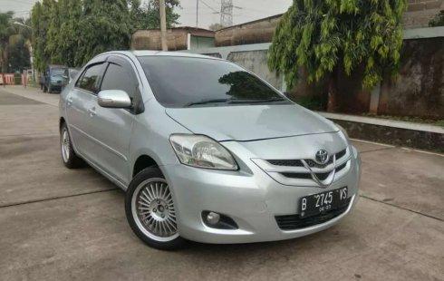Jawa Barat, Toyota Vios G 2008 kondisi terawat