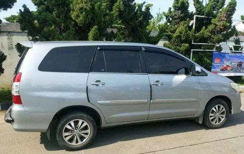 Jual mobil Toyota Kijang Innova 2.0 G 2015 bekas, DKI Jakarta