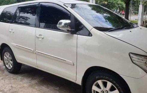 Mobil Toyota Kijang Innova 2012 2.5 G dijual, Jawa Barat