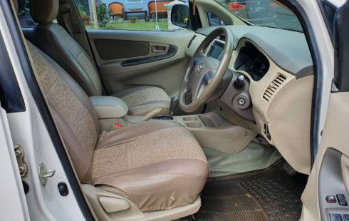 Jual Toyota Kijang Innova 2.0 G 2013 harga murah di DKI Jakarta