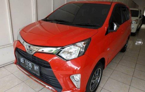 Jal Mobil Bekas Toyota Calya G 2016 di DIY Yogyakarta