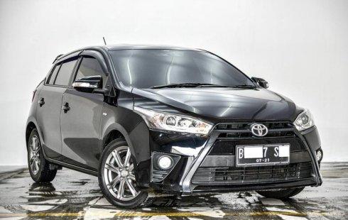 Jual Mobil Bekas Toyota Yaris G 2016 di Depok
