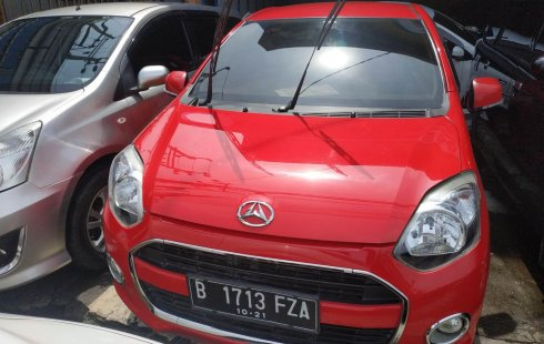 Jawa Barat, Dijual mobil Daihatsu Ayla X 2014 bekas