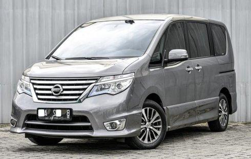 Jual cepat Nissan Serena Highway Star 2016 di Depok