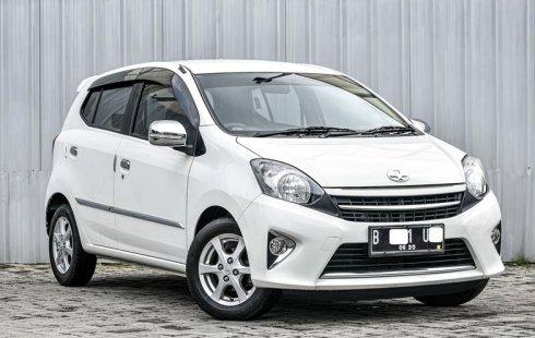 Jual Mobil Bekas Toyota Agya G 2015 di Depok