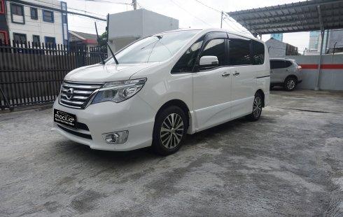 Jual Mobil Nissan Serena HWS 2017 bekas, DKI Jakarta