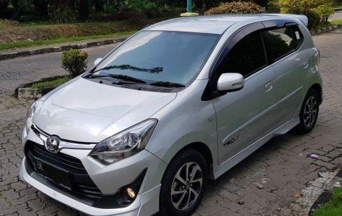 Sumatera Utara, Dijual mobil Toyota Agya TRD Sportivo 2019 terbaik