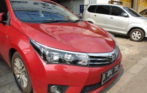 Jual Mobil Bekas Toyota Corolla Altis G 2013 di Bekasi