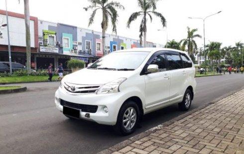 Jual Mobil Bekas Toyota Avanza G 2012 di Tangerang