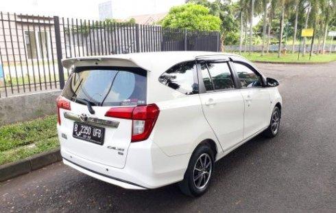 Jual Cepat Mobil Toyota Calya G 2017 di Tangerang