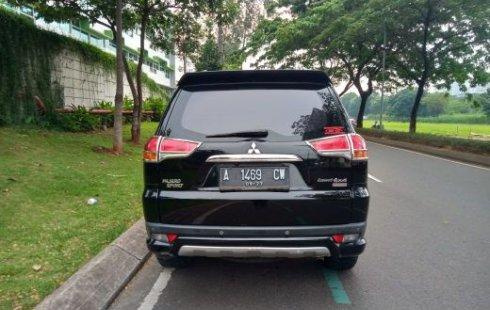 Dijual Mobil Mitsubishi Pajero Sport Dakar 2013 di Tangerang