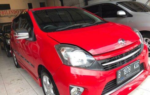 Dijual Cepat Mobil Toyota Agya G 2016 di Bekasi