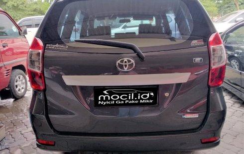 PROMO Kredit Dp 15% Toyota Avanza E MT 2017