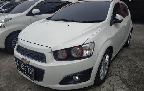 Jual Mobil Bekas Chevrolet Aveo 2014 di Bekasi