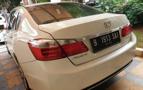 Jual mobil Honda Accord 2.4 VTi-L 2013 bekas di Bekasi